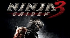 Ninja Gaiden 3 - Cover Top