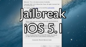 jailbreak ios5.1 redsnow