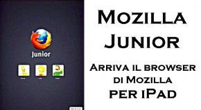 Mozilla Junior per iPad - Logo