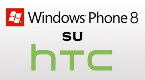 Windows Phone 8 su HTC