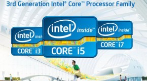 3rd Generation Intel Core Processor Family