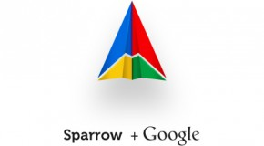 Google acquista Sparrow - Logo