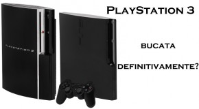 PlayStation 3 bucata definitivamente? - Logo