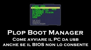 Plop Boot Manager - Logo