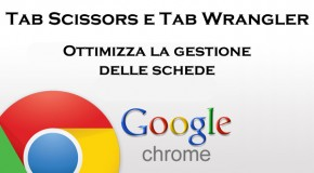Chrome - Tab Scissors e Tab Wrangler - Logo