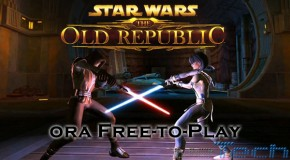 Star Wars: The Old Republic ora disponibile in Free-to-Play