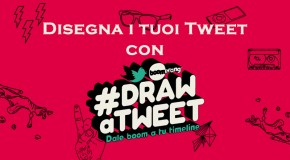 Draw a Tweet - Logo