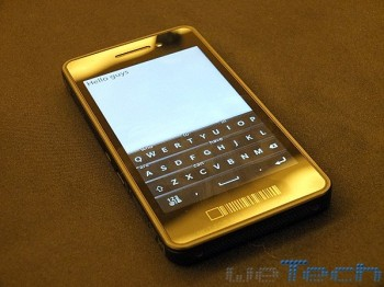 BlackBerry 10 - Tastiera
