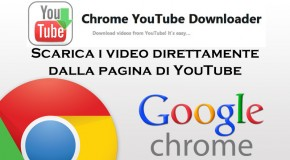 Chrome YouTube Downloader: estensione per Chrome - Logo