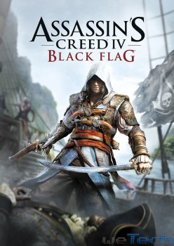 Assassin's Creed IV: Black Flag - Cover