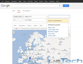 Google Flights - 1
