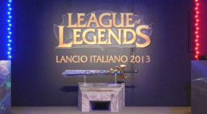 League of Legends Lancio Italiano 2013 - Logo