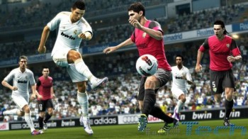 PES 2014 - FOX Engine