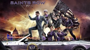 Saints Row 4 - Logo