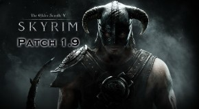 The Elder Scrolls V: Skyrim - Patch 1.9 - Logo