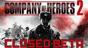 Company of Heroes 2 - Closed Beta - Logo