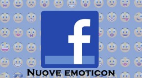 Nuove emoticon per Facebook - Logo
