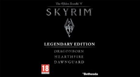 Skyrim: Legendary Edition - Logo