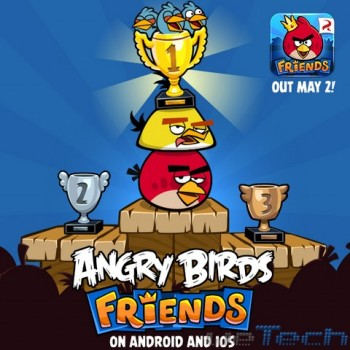 Angry Birds Friends su Android e iOS