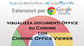 Estensioni per Chrome: Chrome Office Viewer - Logo