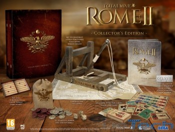 Total War: Rome II Collector's Edition